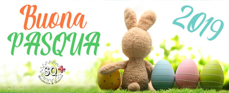 Buona Pasqua 2019 da SQ Piu