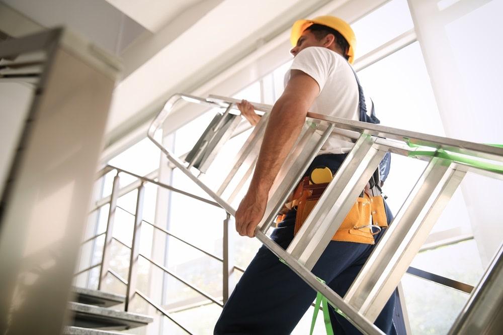 Marcatura CE delle scale portatili cosa dice la legge in proposito