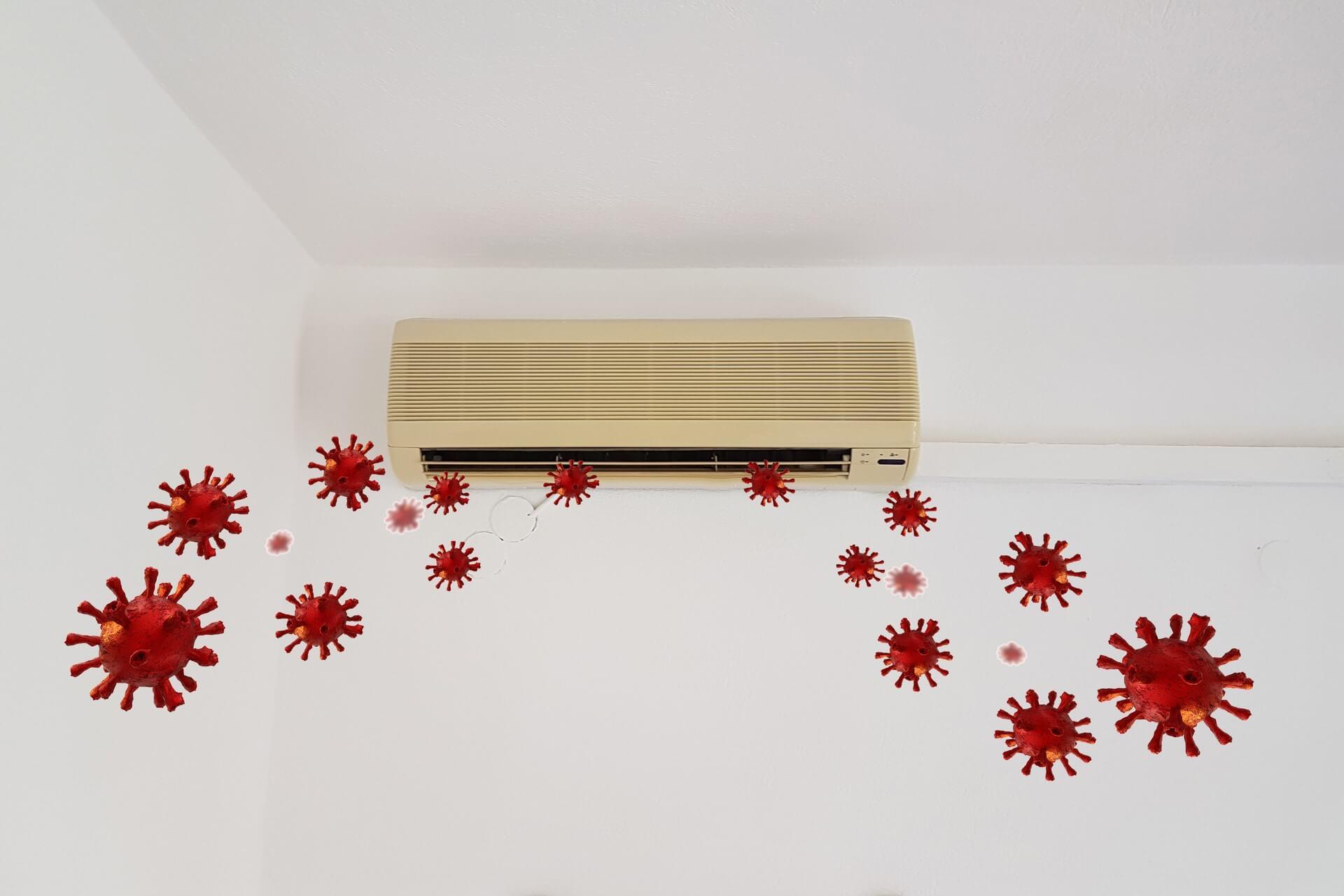 I condizionatori ai tempi del coronavirus ecco come usarli al meglio