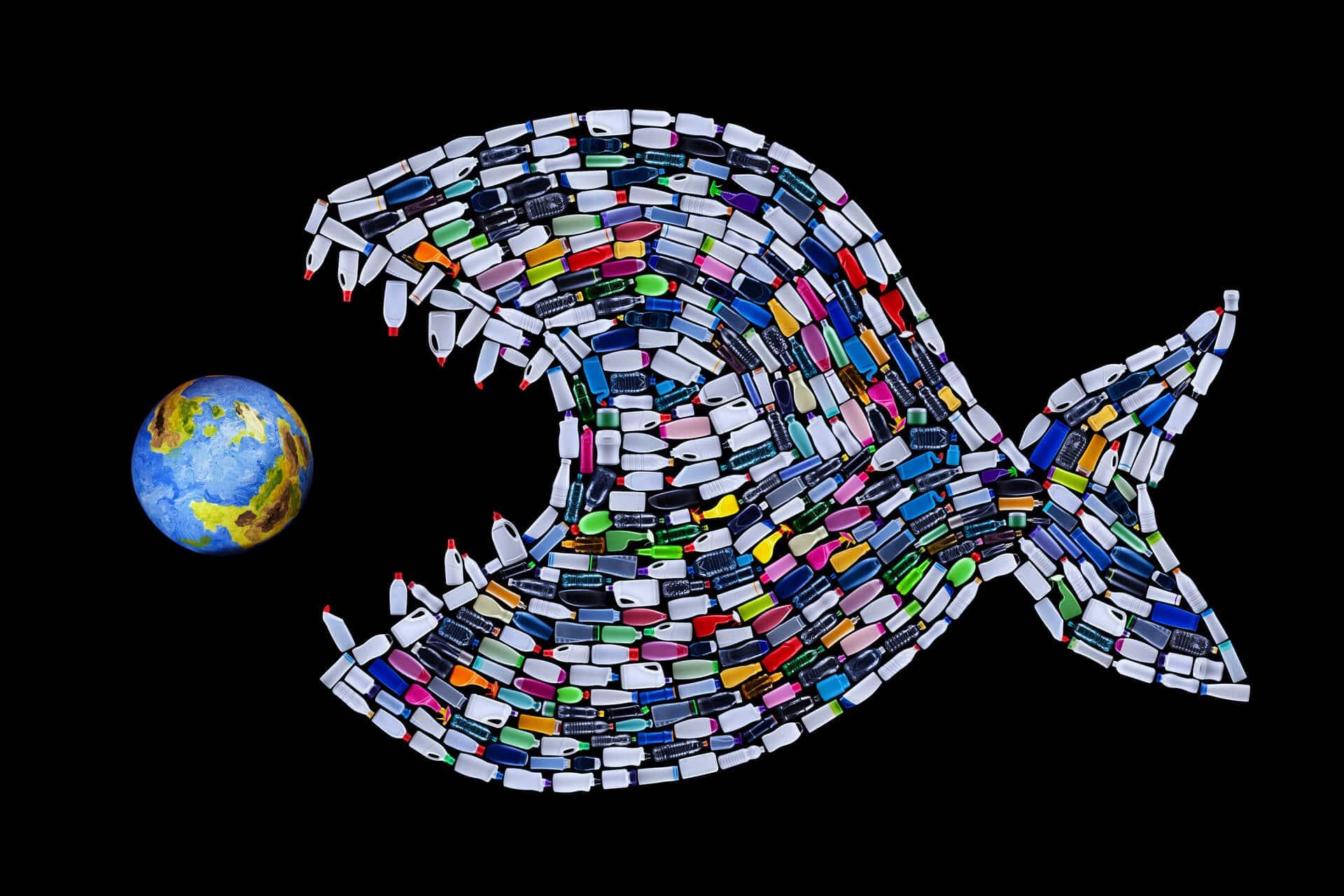Plastica e salute ambientale il riciclo chimico come strada innovativa