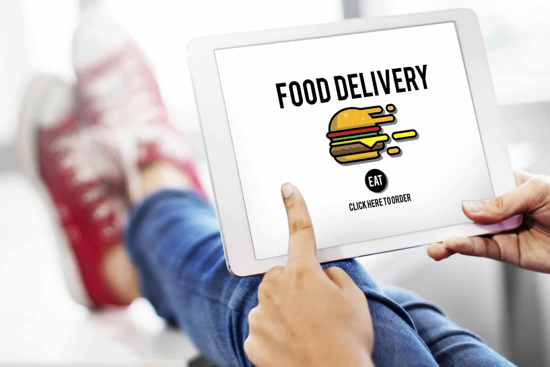 Food-Delivery sotto esame da Altroconsumo ecco gli aspetti cui fare attenzione
