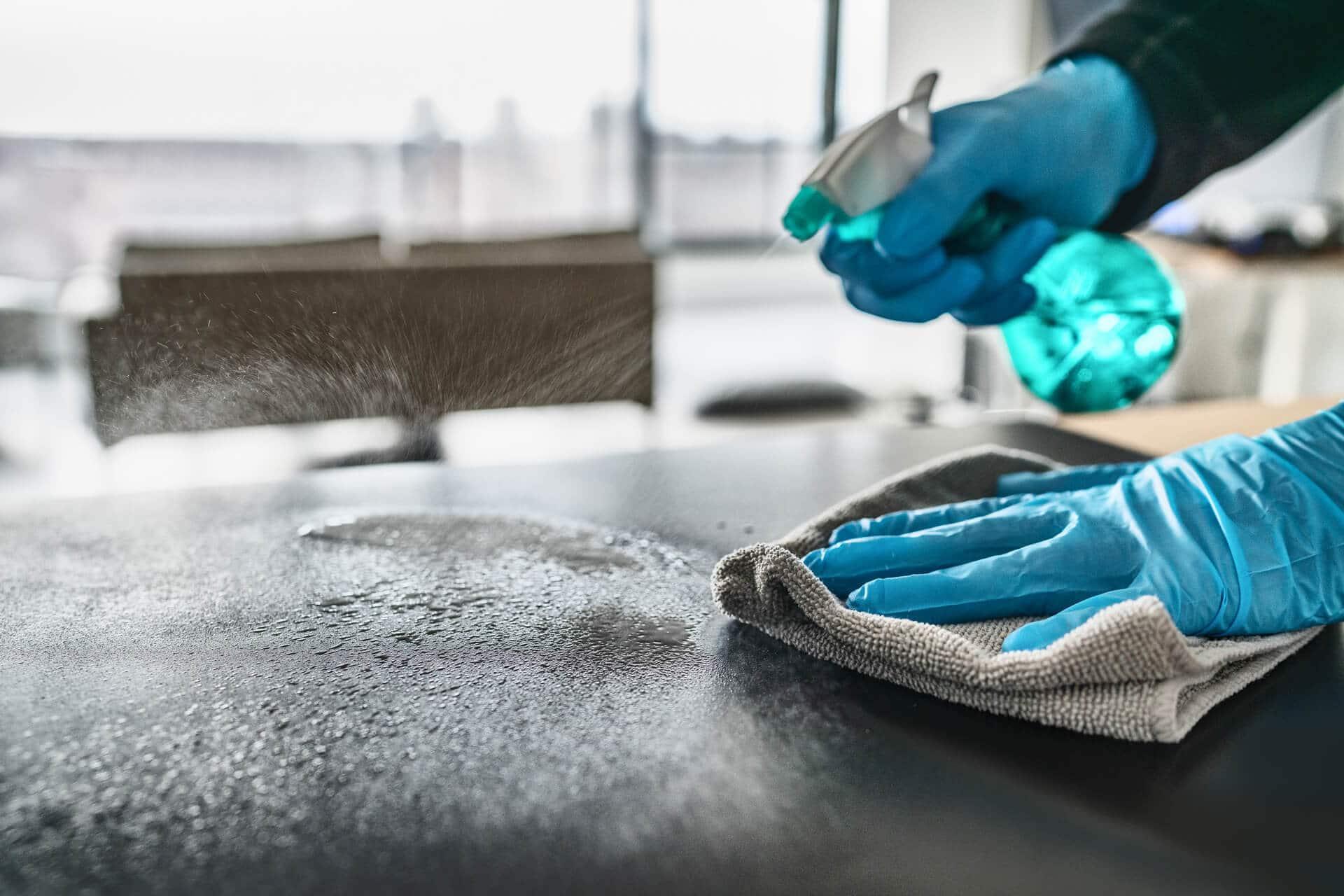 Pulire, igienizzare e sanificare sinonimi o processi diversi