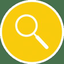 icona rilevamento strumentale e verifica di conformità degli impianti