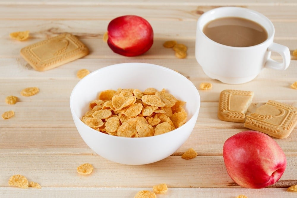 Fiocchi di mais per colazione attenzione a cosa comprate