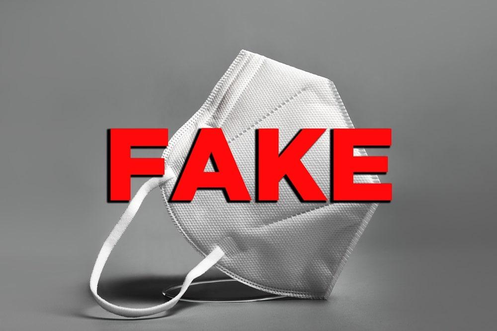 Mascherine FFP2 e false certificazioni
