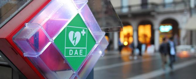Utilizzo di defibrillatori in ambito extraospedaliero